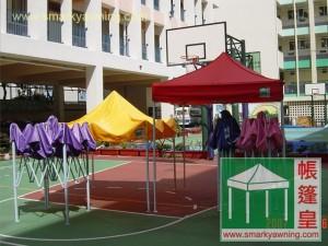 易摺合帳篷2米X2米