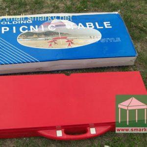 Picnic Table-藍色